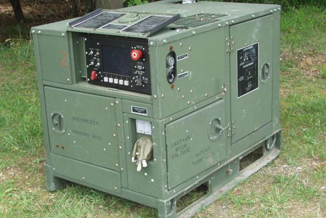 Power Generator Installation Houston