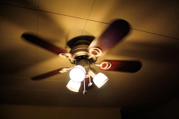 Ceiling Fan Installation in Richmond TX