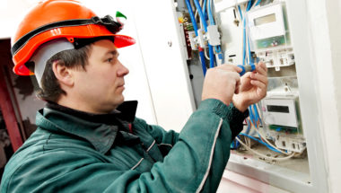 Commercial Electrician in Houston