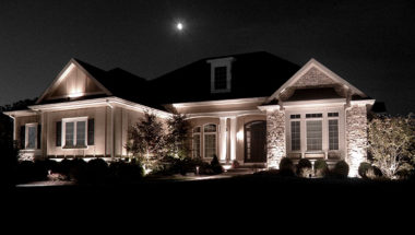 Lighting Your Home's Landscape in Houston