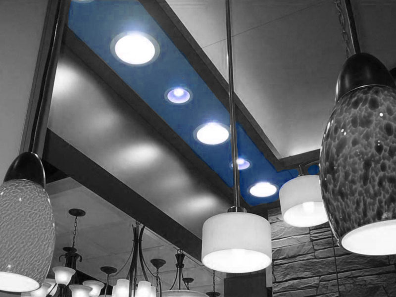 Lighting Fixtures Installation Services in Katy TX